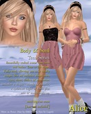 Body & Soul - Complete Avatar - Teen Series - Alice
