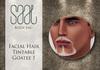 .::SAAL::. FACIAL HAIR TINTABLE  GOATEE 1