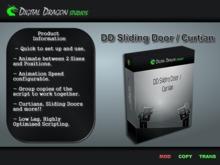 Curtain & Sliding Animator - DD