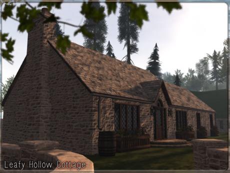 TDE ~ Leafy Hollow Cottage