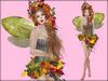 Boudoir -Frutabella-Autumn Forest Fairy