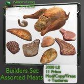Sculpted Meats Builders Set