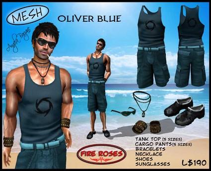 fR-Mesh men Oliver blue. Men, mesh, outfit, sunglasses, GIFT, DOLLARBIE, FREE, FREEBIE