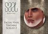 .::SAAL::. FACIAL HAIR TINTABLE  SCRUFF 2