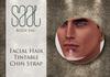 .::SAAL::. FACIAL HAIR TINTABLE  CHIN STRAP