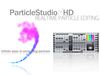 [ Particle Studio HD ] Particle Generator Hud