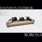 SOLENDON Rorona Sofa