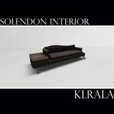 SOLENDON Klrala Sofa [9prims]