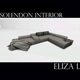 SOLENDON Eliza L Sofa