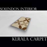 SOLENDON Klrala Carpet