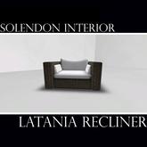 SOLENDON Latania Sofa Recliner