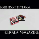 SOLENDON Klrala Magazine stack