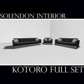 SOLENDON Kotoro Full Set
