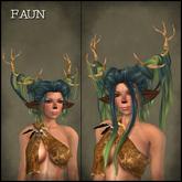 Faun Hair *VARIETY Ombre* - OakLeaf Hair - mesh