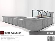 22769 ~ [bauwerk] Bistro Buffett and Counter