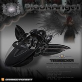 O.F TIBIEEDER M-203 Black Angel Edition