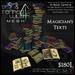 - Magician's  Texts - A Mesh Product by Khyle Sion & Emsdrakkan