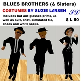 OnP Gift Blues Brothers (and Sisters)