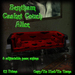 Bentham Casket Couch Alice (boxed)