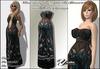 Maternity-dress mesh Brown  from <<Yanka>> Lolas Tango