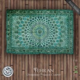 ".:SF:. ""Tehran"" Overdyed Persian Carpet"