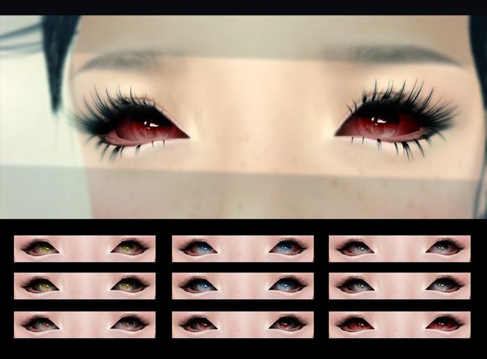 {D.A} Sinistre Eyes - Horror Edition