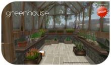 Construct - Mesh Greenhouse - 16 li