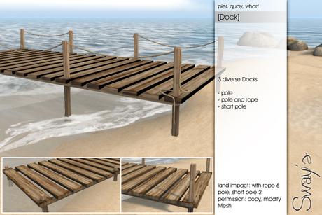 Sway's Dock