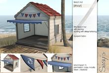 Sway's Beach Hut [ahoy!]