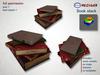 *M n B* Book stack (meshbox)