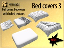 Bed cover 3  [full perms]