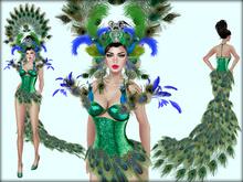 Boudoir -Vanity Fair Burlesque