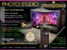 ::CreaTive DesiGn'S:: 0062 - Photo Studio (PROFESSIONAL)