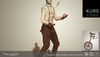 Kuro in motion   the juggler