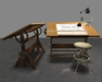 Drafting table 1920s 2 up 001