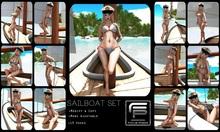 :: Focus Poses SailBoat Set ::