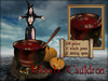 Boudoir Halloween -Bloody Cauldron