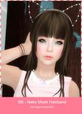 BB - Neko Hairband (mesh)