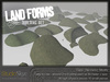 Skye land forms building set 2