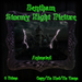 Bentham Stormy Night Picture (Boxed)