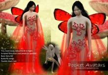 Pocket Avatars Fairy de Amour DEMO