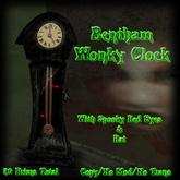 Bentham Wonky Clock (boxed)