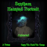 Bentham Haunted Portrait (Boxed)