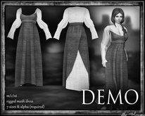 the muses . Cinder . DEMO