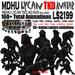 MDHU Lycan TKD mesh Avatar - werewolf