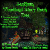 Bentham Story Book Tree (boxed)