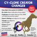 ✮ CY-CLONE CREATOR CHANGER ✮