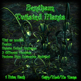 Bentham Twisted Plants (boxed)