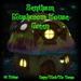 Bentham Mushroom House Green BOXED
