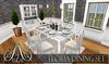 SALE!!! ~BAZAR~ Floria Dining room